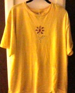 The final t-shirt